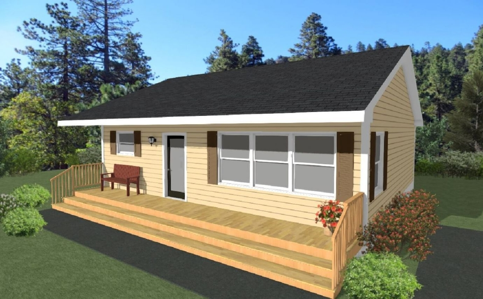 Modular Home Cottage Plans